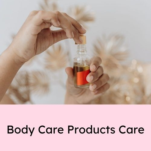 Body Care Products Course
